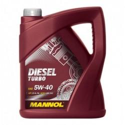 5L MANNOL Diesel Turbo...