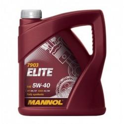 4L MANNOL Elite 5w-40 API...