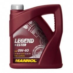 4L Mannol Legend+Ester...
