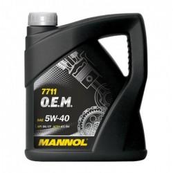 4L  MANNOL O.E.M.for Daewoo...