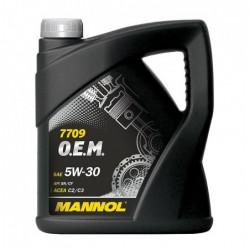 4L MANNOL O.E.M. for Toyota...