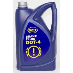 SCT DOT-4 Brake Fluid 5L...