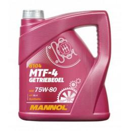 4L Mannol MTF-4 Gearolie...