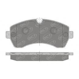 SP 750 PR bremseklodser for