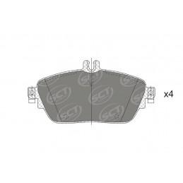 SP 726 Bremserklodser for