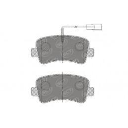 SP 701 Bremseklodser bag