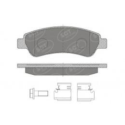 SP 478 Bremseklodser bag