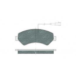 SP 387 Bremseklodser for