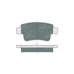 SP 378 Bremseklodser bag