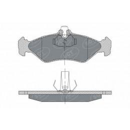 SP 301 Bremseklodser bag