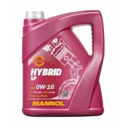 5L Mannol Hybrid SP 0W-16...